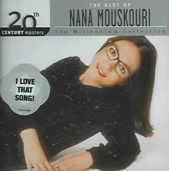 20TH CENTURY MASTERS:MILLENNIUM COLLE BY MOUSKOURI,NANA (CD)