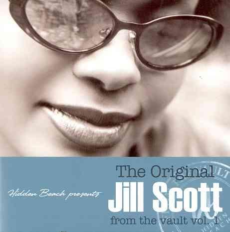 JUST BEFORE DAWN:JILL SCOTT FROM THE BY SCOTT,JILL (CD)