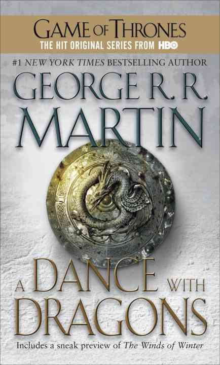 A Dance With Dragons By Martin, George R. R.